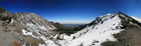 弗朗西斯科全景峰顶备鞍圣 图库摄影