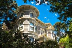 弗朗西斯科房子圣 免版税库存图片