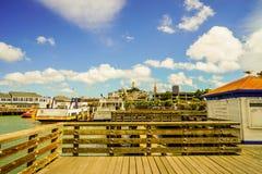 39弗朗西斯科码头圣 库存照片