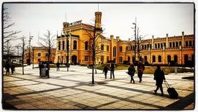 弗罗茨瓦夫-文化的欧洲首都2016年 免版税图库摄影