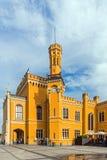 弗罗茨瓦夫主要火车站 库存照片