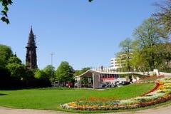弗赖堡(德国) 库存图片