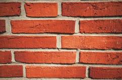 弗里斯兰省人砖议院墙壁 免版税库存照片