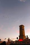 弗里曼特尔纪念品100th安扎克黎明服务 免版税库存照片
