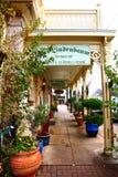 弗雷德里克斯堡,得克萨斯,美国都市风景  免版税库存图片