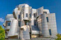 弗雷德里克R Weisman明尼苏达大学的美术馆 免版税库存图片