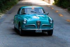 弗雷泽纳什勒芒小轿车1953年 库存照片