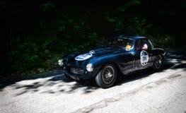 弗雷泽纳什勒芒小轿车1953年 图库摄影