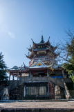 张家界, Huangshizhai,湖南,中国 库存照片
