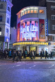 弯它喜欢贝克汉姆音乐在菲尼斯剧院-伦敦英国英国 图库摄影