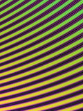 弯曲紫色 库存照片