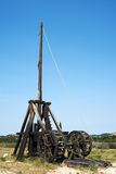 弹射器 免版税库存照片