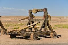 弹射器 免版税库存图片