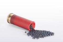 弹药筒充电 免版税库存图片