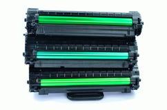 弹药筒激光打印机 库存图片