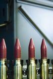 弹药项目符号炸药 库存照片