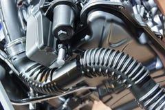 强大的引擎 免版税图库摄影