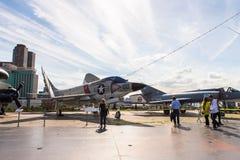 强悍海、空气和太空博物馆,纽约 免版税库存图片