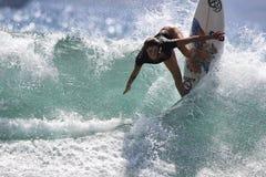 强烈的海浪 免版税图库摄影