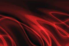 强烈的红黑抽象背景 向量例证
