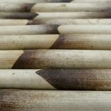 强的竹纹理 图库摄影