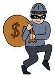 强盗 免版税库存照片