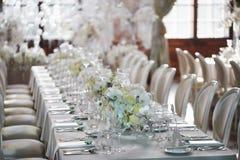 强调色接收样式紫罗兰色婚礼 免版税库存图片
