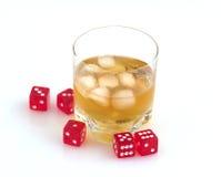 彀子威士忌酒 免版税库存照片