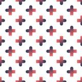当代摘要背景几何形状,任何目的了不起的设计 E 充满活力的梯度 库存例证