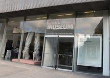 当代艺术新当代艺术博物馆在NYC的 免版税库存照片