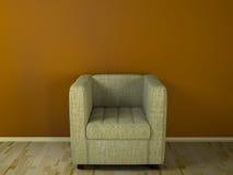 当代长沙发 库存图片