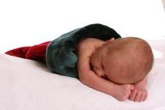 当前的婴儿 图库摄影