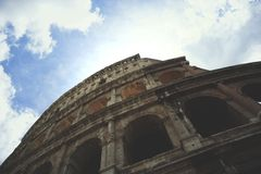 当在罗马 免版税图库摄影