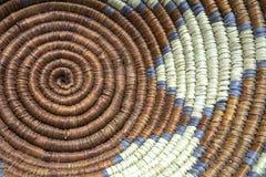 当地美洲印第安人纹理 库存照片