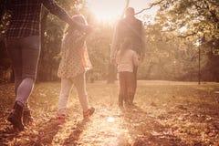 当我们一起时,是我们的时间是珍贵的 库存照片