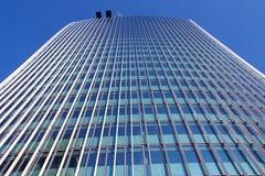 当代摩天大楼 免版税库存照片