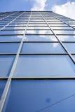 当代建筑学办公楼都市风景个人每 免版税库存图片