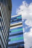 当代建筑学办公楼都市风景个人每 库存照片