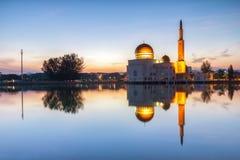 当salam清真寺 免版税库存照片