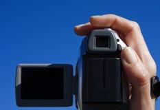 录影 免版税图库摄影