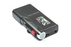 录音电话机 免版税图库摄影