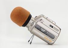 录音电话机 库存图片