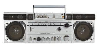 录音磁带播放机 免版税库存图片