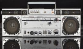 录音磁带播放机 库存照片