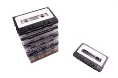 录音磁带 免版税图库摄影