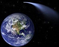 彗星ISON 库存例证