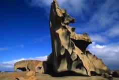 形成卓越的岩石 免版税库存图片