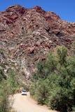 形成岩石 库存图片