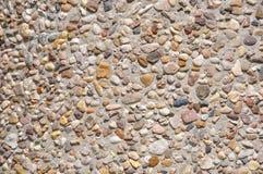 形成石墙 免版税库存图片