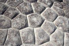 形成石头 免版税库存照片